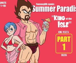FunsexyDB Summer Paradise: King..