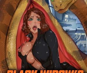 Black Widows Constrictive Kink