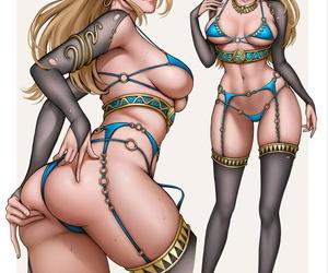 Zelda x Ganon