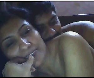 indian housewife having fun with boyfriend on cam part 2 - 10 min