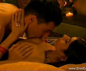 Exotic Indian Lovemaking - 12 min