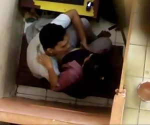 Indian Cyber Cafe Sex ramya pradeep - 1 min 5 sec