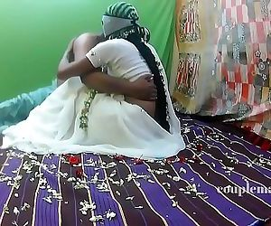 White saree Honeymoon part 1 10 min HD