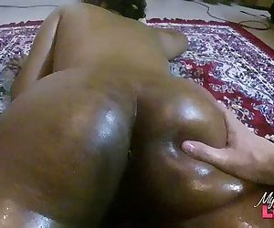 Indian Babe Lily Sex Massage Happy Ending - 11 min HD