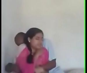 Desi Cute Innocent College Girl Enjoying With Teacher 12 min