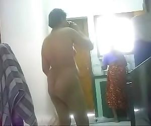 #NaziaPathan Indian arab housewife casually naked at homepart 1/4 43 min