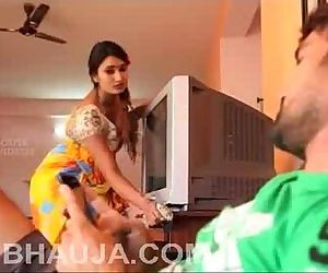 Hot Mallu Servant Enjoying Romance with Owners Son - Bhauja.com - 11 min