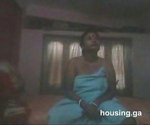 Mature Aunty striptease - 1 min 44 sec
