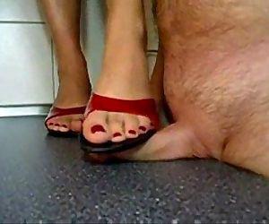 Sexy Indian Bhabhi trampling Devars cock - 8 min