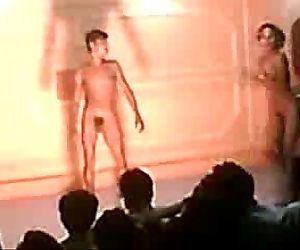 Indian stage nude hardcore sex dance - 3 min