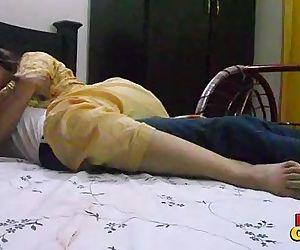 sonia in her night dress fucked hard by sunny - 7 min