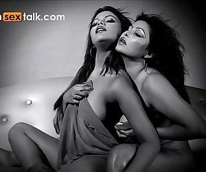 Hot Indian Lesbian Phone Sex Chat in Hindi - 8 min