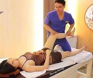 19 Minutes Full Body ASMR Massage Amazing Thai Traditional Massage To Free