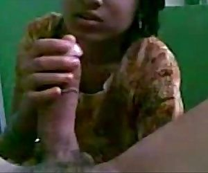 Indian GF Homemade Blowjob - 1 min 3 sec