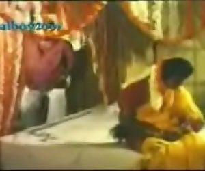 Mallu woman forced on suhagrat by husbands boss - 2 min
