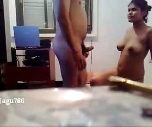 Hidden Cam indian Couple - 58 sec