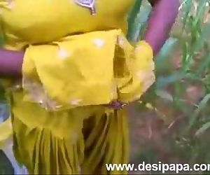 indian punjabi bhabhi fucked in open fields mms - 1 min 41 sec