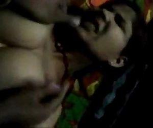 Desi Boob Massage - xHamster.com - 1 min 23 sec