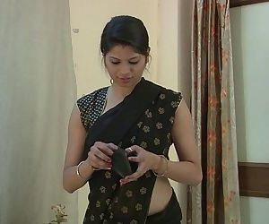 Indian Bhabhi Exposing Big Tits - HotShortFilms.com - 13 min