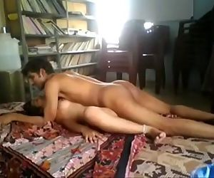 Desi Amritha Shy student first time Virgin - 17 min