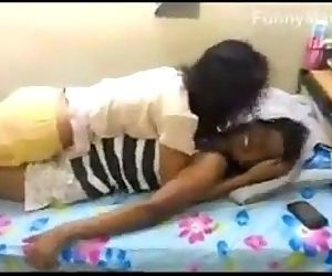 little desi girls enjoy in hoatel - 1 min 3 sec