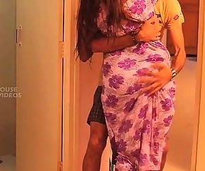 telugu aunty b-grade with lover boy2 - 7 min