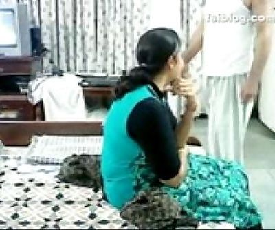 Beautiful matured Punjabi lady fucked by her old lover - 12 min