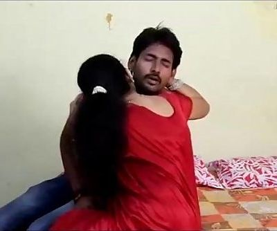 Desi mallu aunty fucking with boyfriend - 5 min