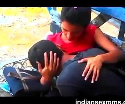 desi college lovers boobs suck in park - 3 min