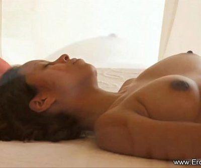 Ebony Couple Fucking Outdoors - 12 min HD