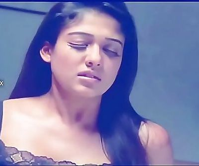 Nayantara very Hot Boobs cleavage 35 sec