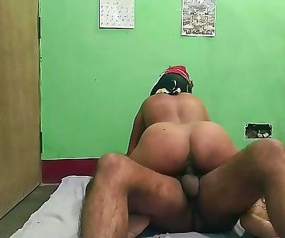 Asian Desi Indian Aunty Sex With Her Son at Outdoor Farmhouse Cum In Pussy 13 min 720p