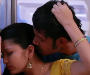 Hot Maid Mamatha Romance with Owners Son