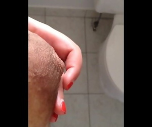 Girlfriends bouncy jiggly tits