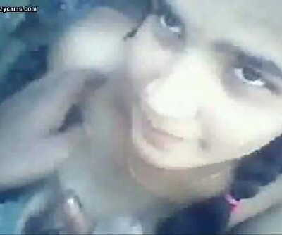 Indian Village Girl Blowjob 2 min