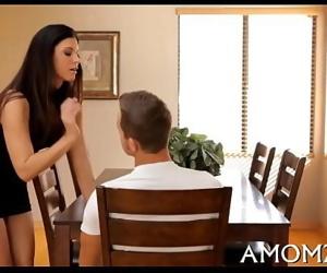 Moist mature pussy fucked unfathomable 5 min 720p