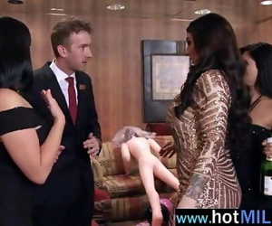 Big Dick Is Need In Sex Act For Superb Mature Lady (india summer) clip-25 7 min