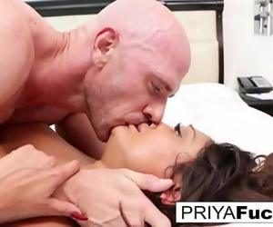 Johnny Sins and Priya after years of not shooting 7 min 1080p