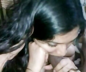 Indian beauty bangla college boob suck gf bj and fucking