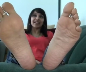 Nias candid indian soles