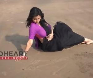 Saree Somudro - শাড়ি সমুদ্র । Maria - Black Saree