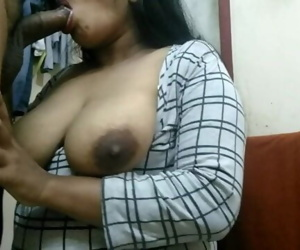 INDIAN BIG BOOBS GIRL MOUTH FUCK & HARD FUCK CUM SHOT