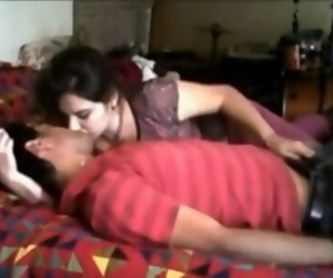 Indian most beautiful couple romantic honemoon at home