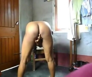 Indian House Owner Fucks His Maid