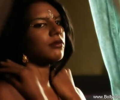 Asian Indian Beautiful Girl Gets Totally Naked In Film