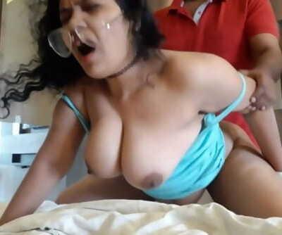 Karisma - S5 E10 - Busty Indian Cousin Stepsister Fucked