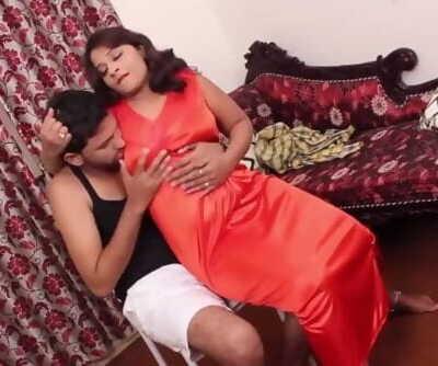 Hot desi shortfilm 213 - Suma aunty boobs squeezed hard many times & kissed