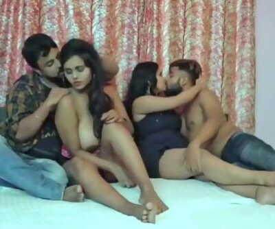Indian Wife Swap Hot Hindi Web Series