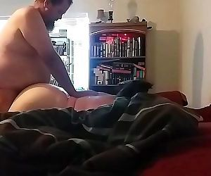 bbw wife loves all the pee i giver her 22 min HD