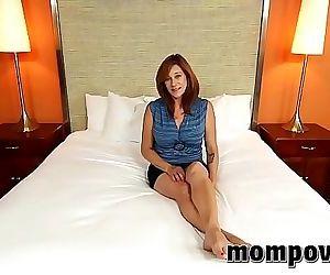 Huge Natural Tits Amateur Milf Fucked POV 13 min HD